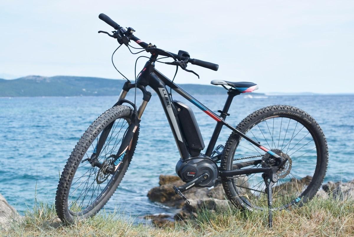 Child electric bike Krk